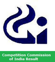 Competition Commission of India Result