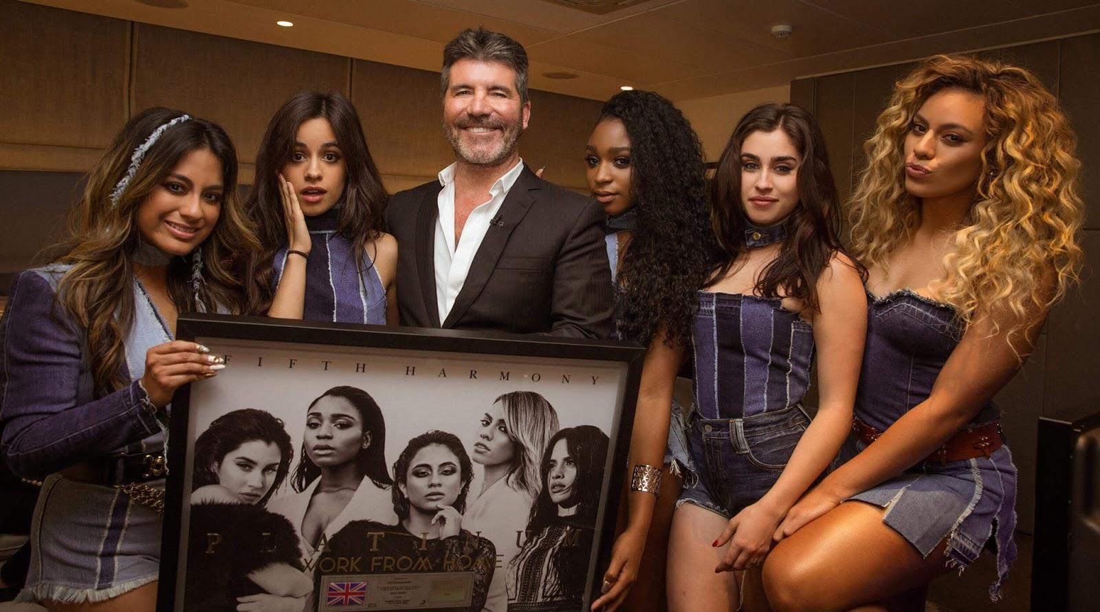 """Simon Cowell """"espera"""" que Fifth Harmony esté bien"""