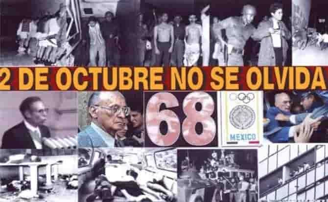 68, estudiantes, gobierno, historia