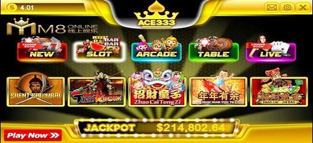 permainan ace333 menang besar uang asli