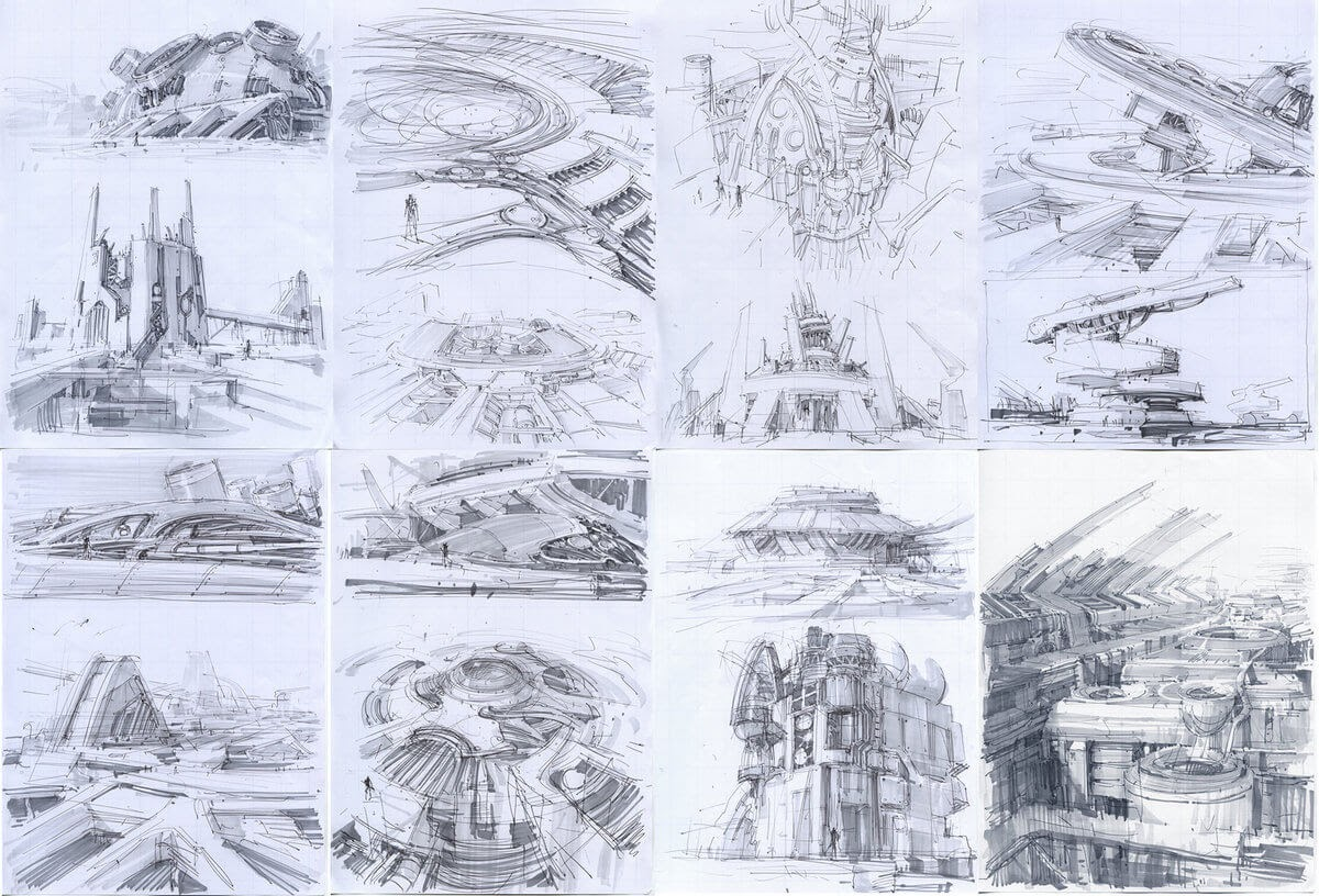 13-PaperBlue-Large-Ghostly-Detailed-Fantasy-City-Expanse-www-designstack-co