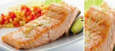 Resep Ikan Salmon Kukus Sehat Buat Anak Bayi Balita Area Halal