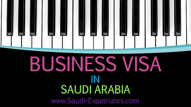 BUSINESS VISA IN KSA