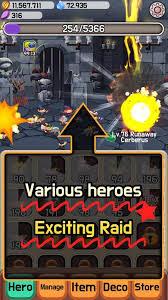 Game Tap Raid Apk Mod