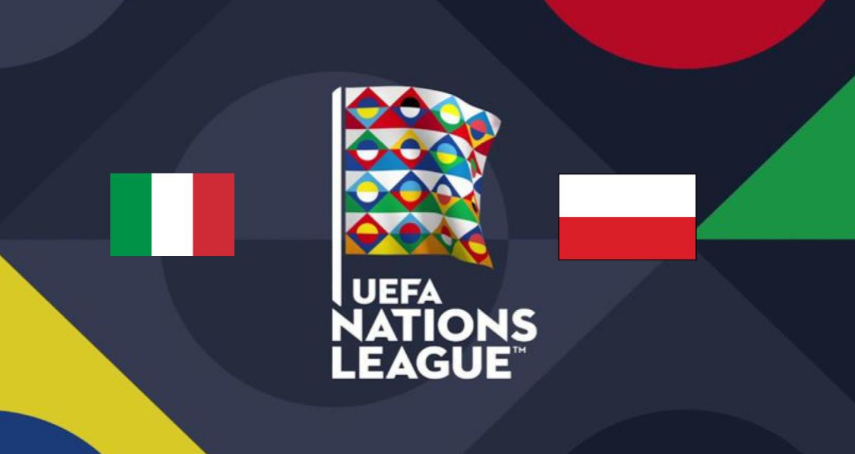 Diretta Polonia-Italia Rojadirecta Streaming vederla GRATIS su RaiPlay | Nations League.