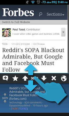 reddit news free for android
