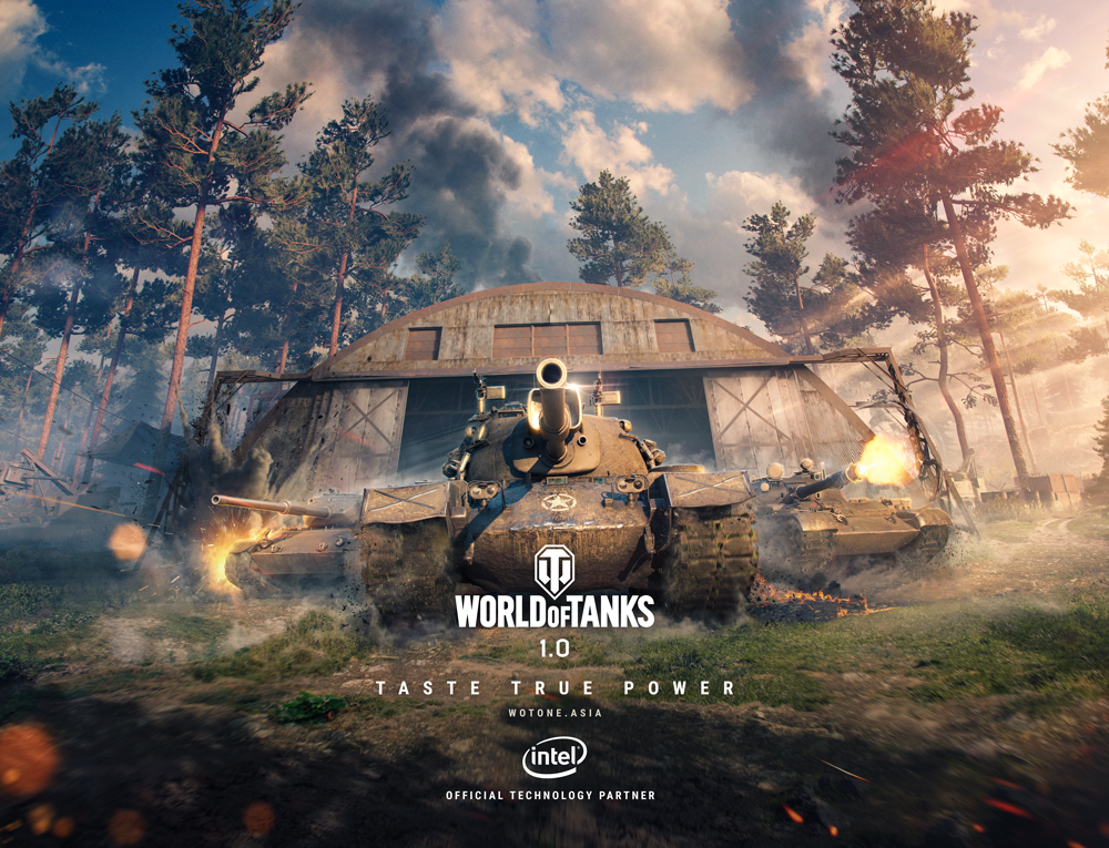 World of tanks gets a complete overhaul maxi geek wargaming have announced that world of tanks has gotten its largest update ever with revamped visuals overhaul of the games maps and more gumiabroncs Images