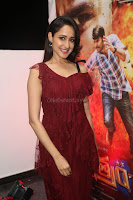 Pragya Jaiswal in Stunnign Deep neck Designer Maroon Dress at Nakshatram music launch ~ CelebesNext Celebrities Galleries 066.JPG