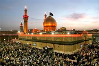 हज़रत अब्बास (अ) इमाम महदी (अ) की निगाह में