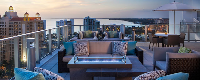 Surround yourself with contemporary elegance at The Westin Sarasota. Overlooking Sarasota Bay, in the midst of the vibrant arts district, the lavish accommodation features sophisticated touches designed to make your stay exceptional.