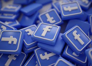 Facebook Icon Icon