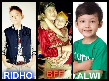 Foto dan Biodata Alwi Assegaf Pemeran Raden Kian Santang ...