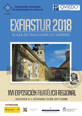 Cartel de Exfiastur 2018