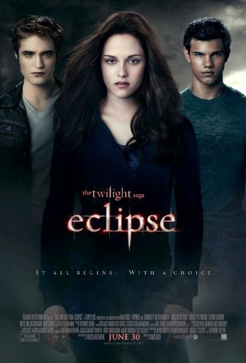 Twilight Saga Eclipse (2010) ταινιες online seires xrysoi greek subs