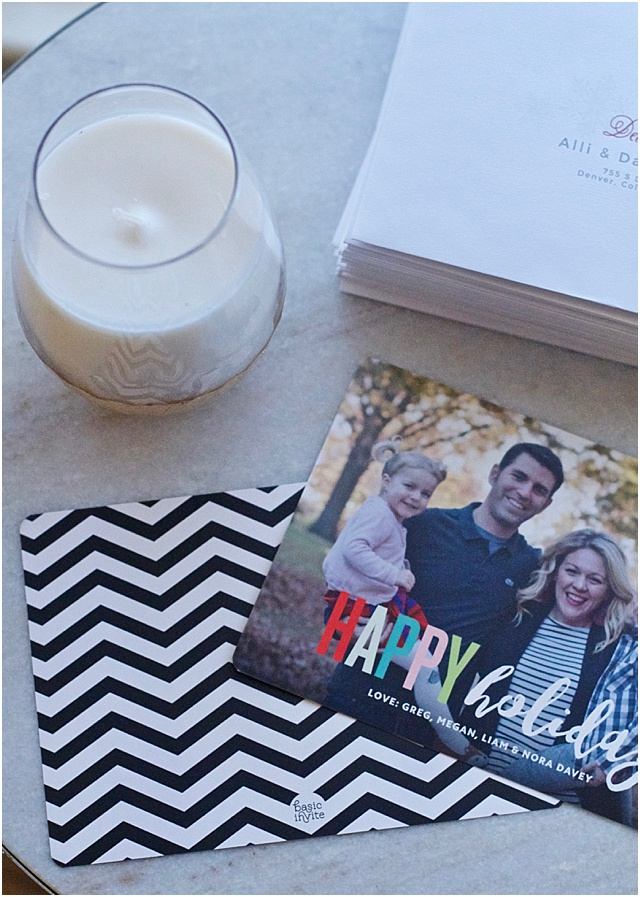 Cute Photo Holiday Cards
