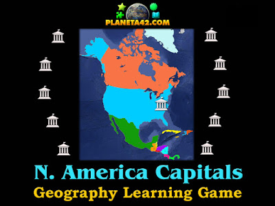 North America Capitals