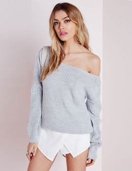 Full Sleeve Solid Sweater