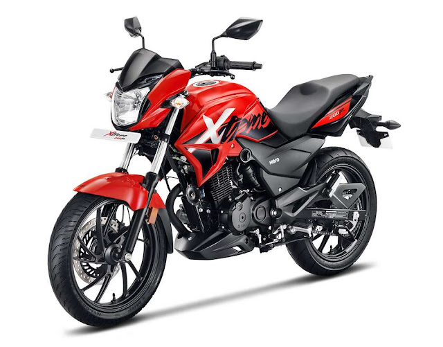 New 2018 Hero Xtreme 200R Hd Image