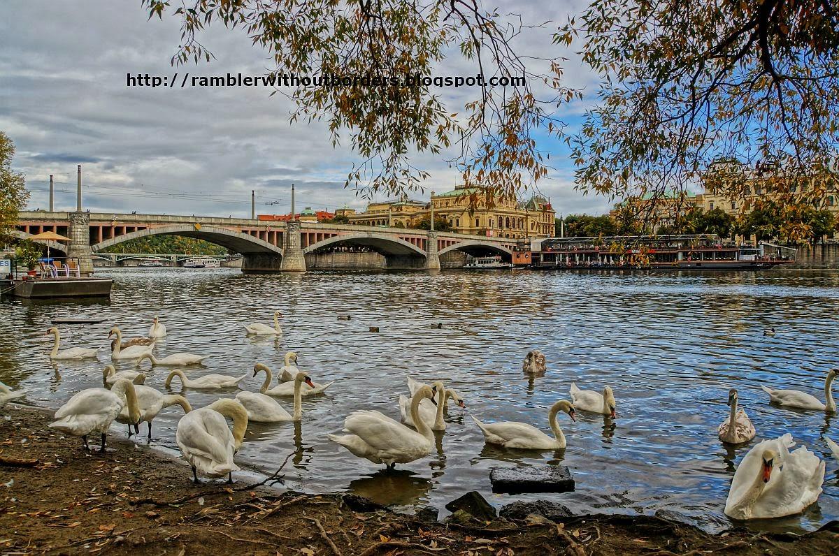Manesuv Bridge, Prague, CzechRepublic