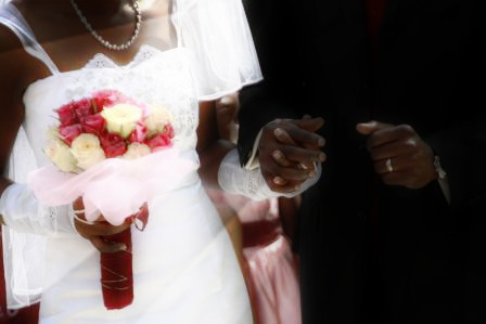Marriage of Tau and Oni African folklore of love and marriage