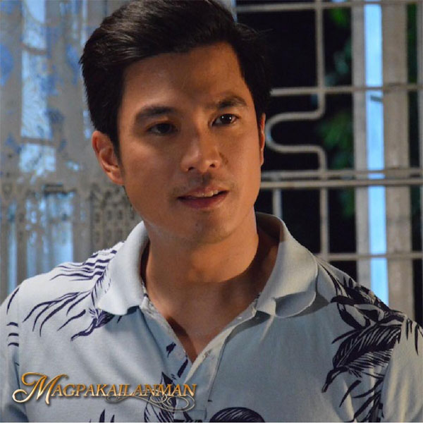 Diether Ocampo makes a tv comeback via GMA7's Magpakailanman
