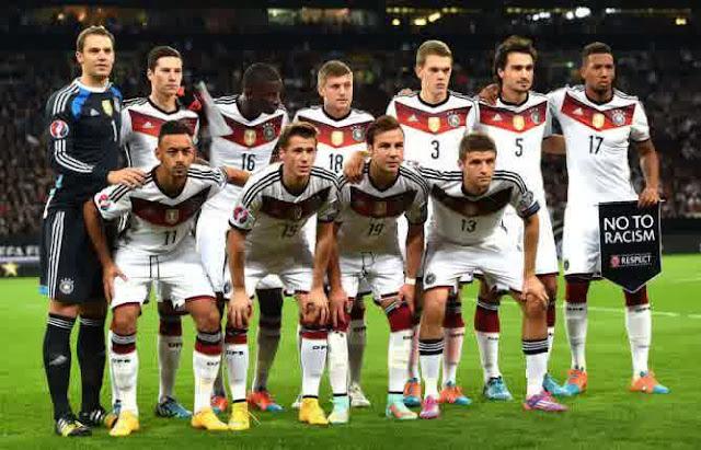 Skuad Resmi EURO 2016 Jerman