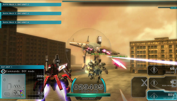 Assault Gunners HD Edition PC Full Español