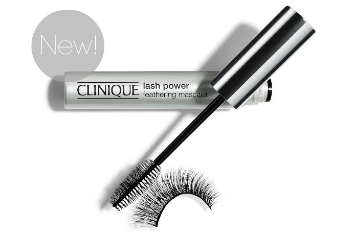 Clinique Lash power Feathering Mascara, New, Feather, Water Proof, Sweat Proof, Tear Proof, Easily Removed, Mascara for the Gym