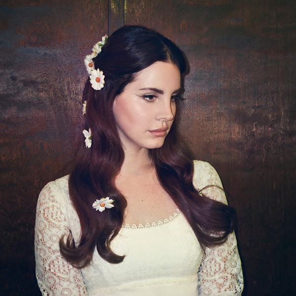 Lana Del Rey - Coachella - Woodstock In My Mind - Single Cover