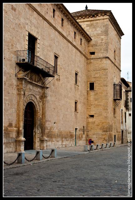 Pastrana Palacio Ducal