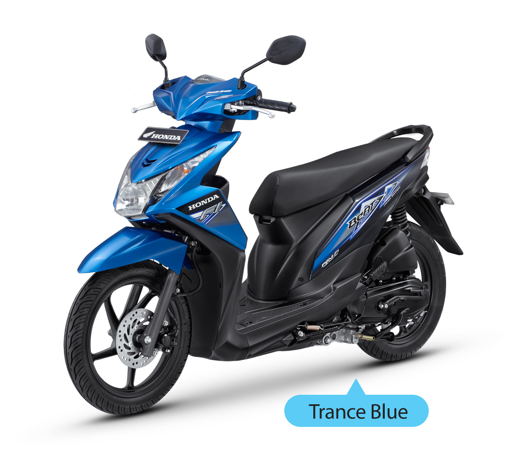 104 Modifikasi Motor Beat Warna Biru Hitam Modifikasi Motor Beat