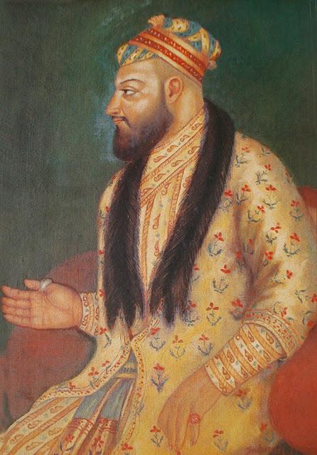 Flowers of Indus Valley - Battle of Talikota