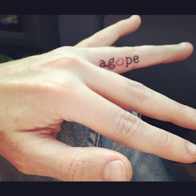 Tatuajes en los Dedos
