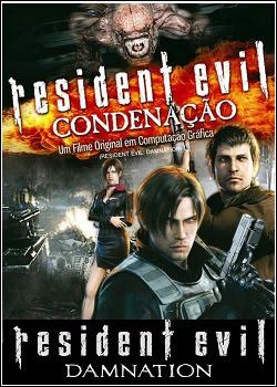 Download Filme Resident Evil: Condenação – DVDRip RMVB Legendado