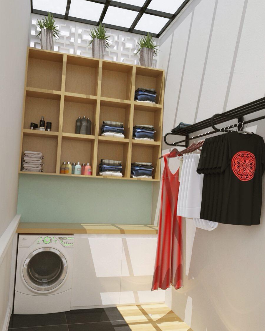 laundry furniture. Berikut Contoh - Dekorasi Laundry Room Yang Bisa Di Jadikan Inspirasi , Jangan Lupa Follow Instagram @Hello.shabby Furniture