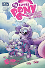 MLP Friendship is Magic #7 Comic Cover Jetpack Variant