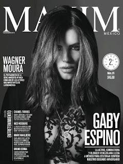 Revista Maxim Mexico – Noviembre 2016 PDF Digital