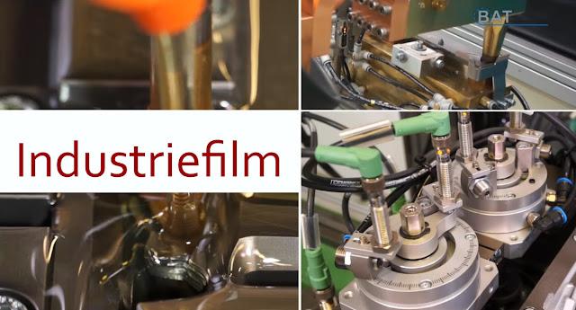 Industriefilm, Imagefilm, Maschinenbau, Video, Werbeagentur, vom hofe, Gummersbach, Corporate, Werbetexter, Robert Welz Pulheim Köln