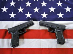US lawmakers vote for concealed weapon bill