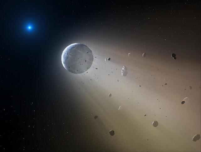 ilustrasi death star