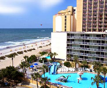C Beach Resort Myrtle Condos For