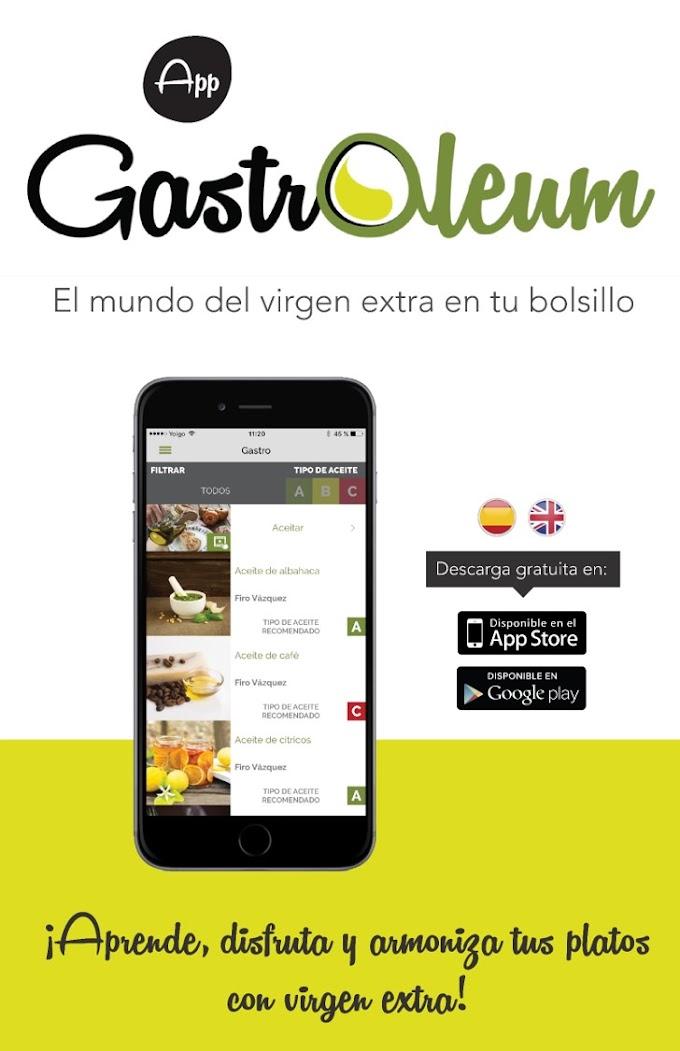 GastrOleum: para conocer este producto tan mediterráneo, tan nuestro.