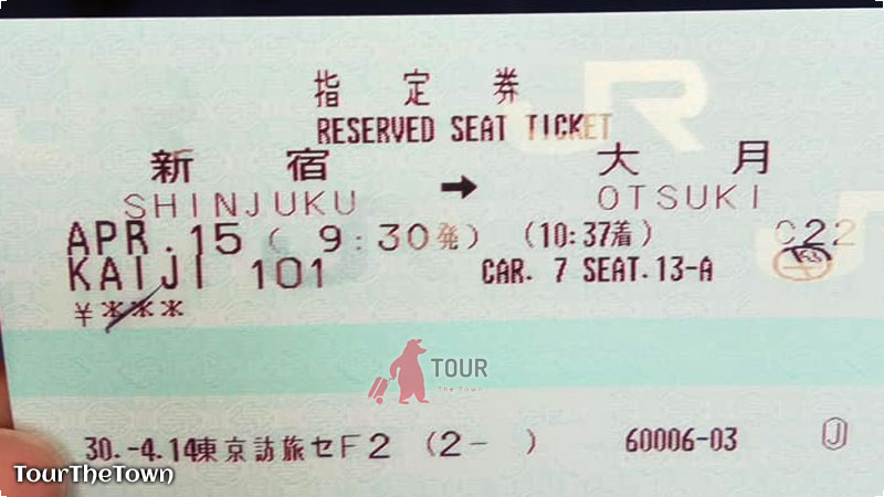 Review JR TOKYO Wide Pass