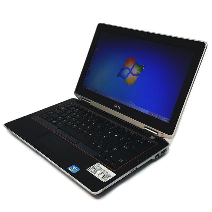 DELL LATITUDE E6320 I5 8GB RAM 256GB SSD WIN7 PRO LAPTOP