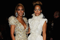 Rihanna reacts to 'feud' with Beyonce, calls it 'nonsense'