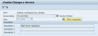 How to Deploy and Run SAPUI5 application on ABAP Server