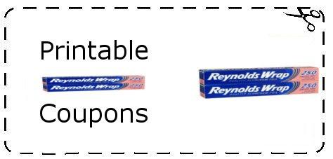 aluminum foil coupons