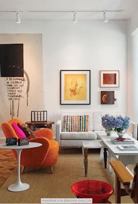 idéias de decoração para o apartamento alugado