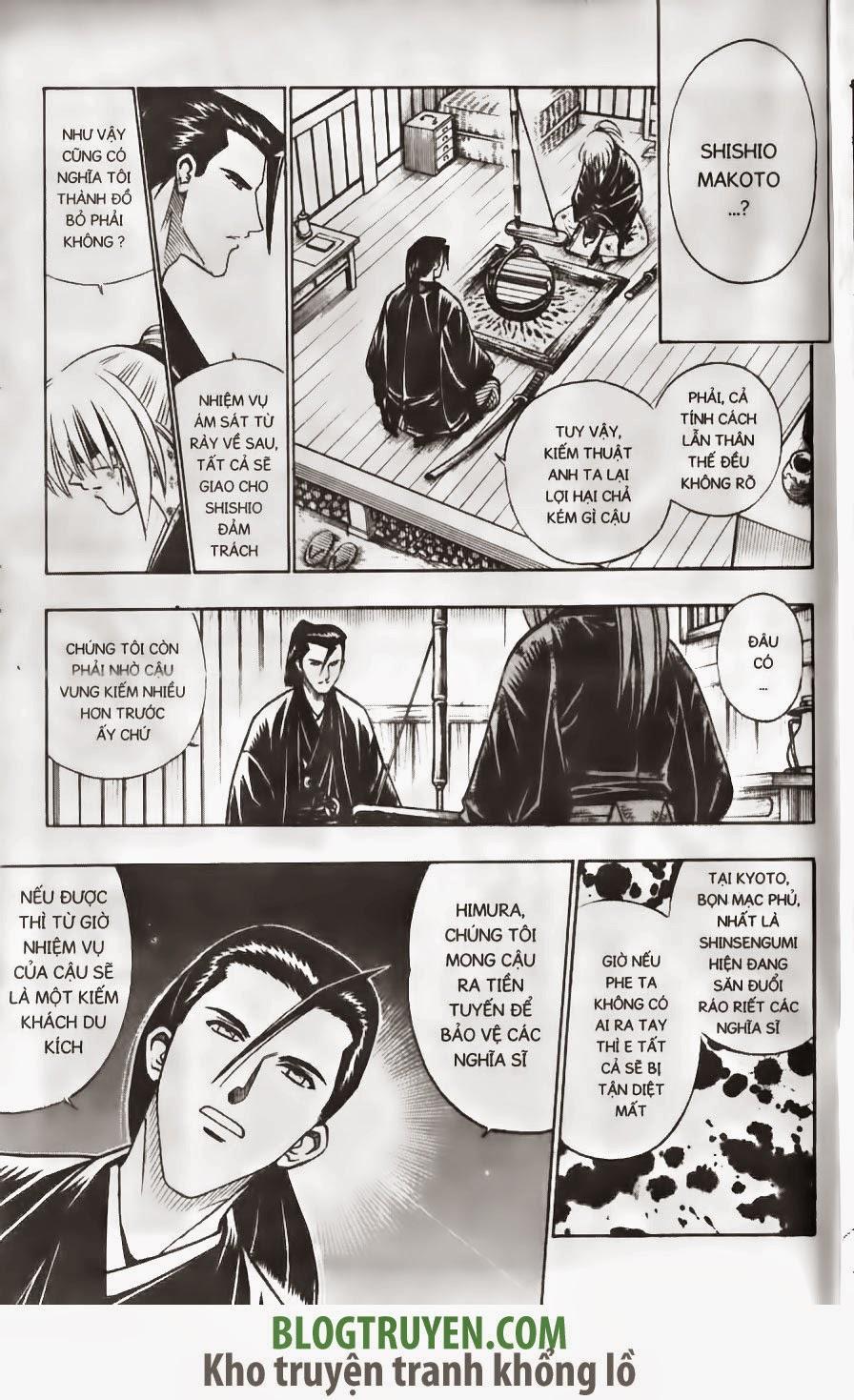 Rurouni Kenshin chap 179 trang 12