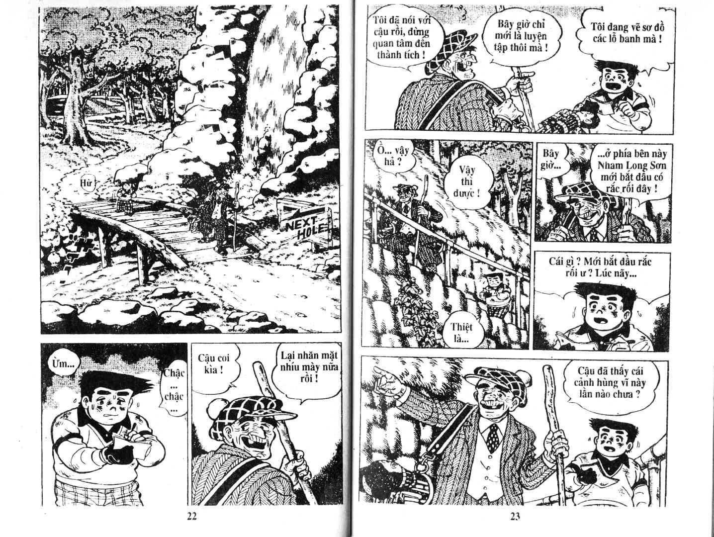 Ashita Tenki ni Naare chapter 50 trang 10